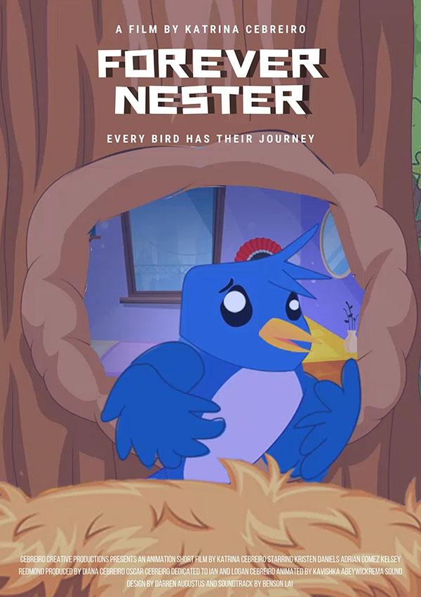 Forever Nester Movie Poster